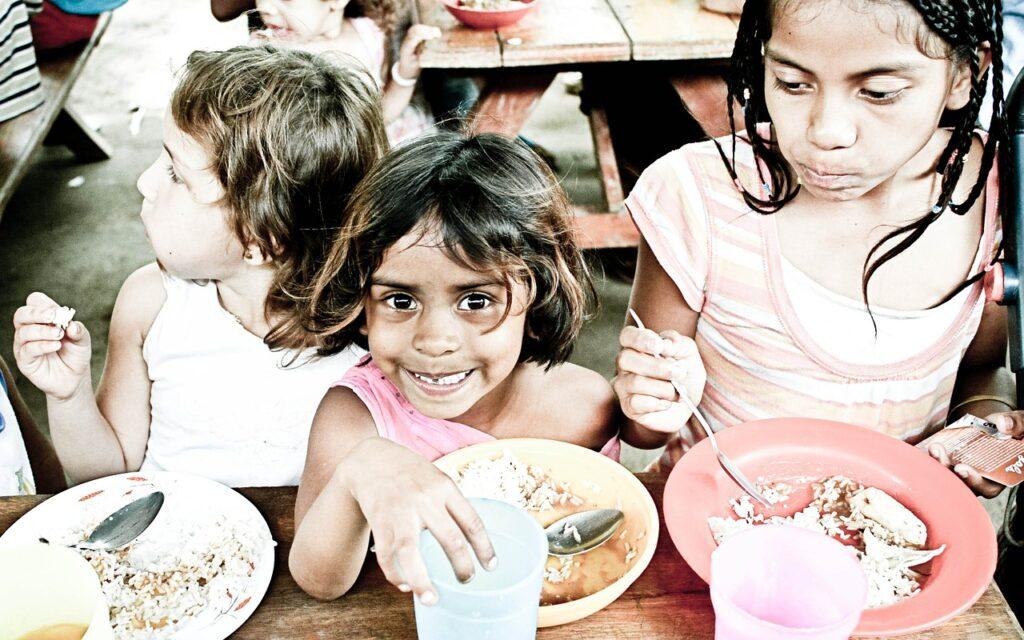 भोजन बर्बाद से प्रभाव